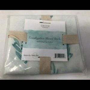 Grove Collaborative Eucalyptus Flour Sack Towel